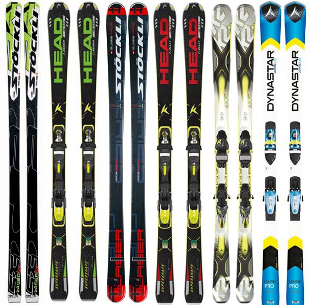 Frontside carver ski comparison sierra jim start haus